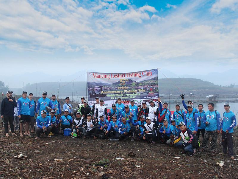 Mancing Lestari Fishing Community : Melestarikan Kekeluargaan